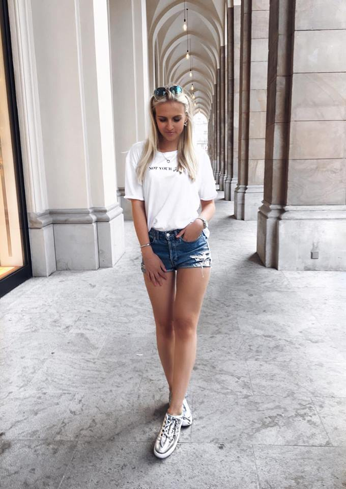 Statement Shirt Outfit
