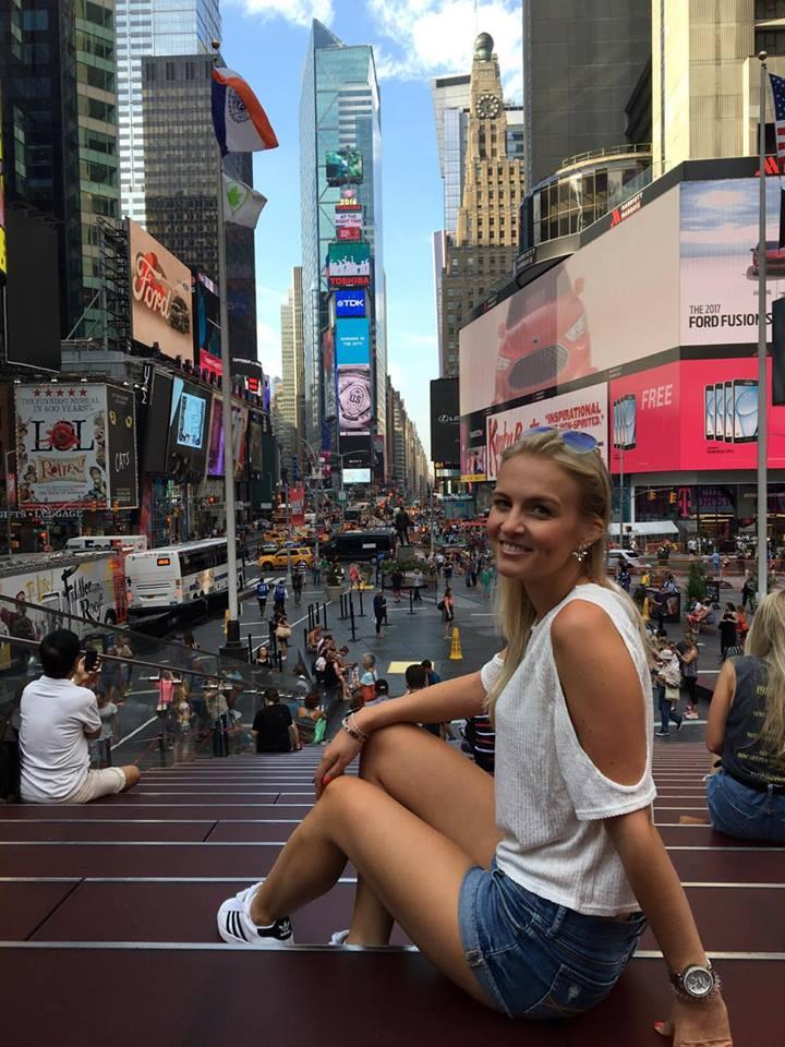 New York Sehenswürdigkeiten Times Square