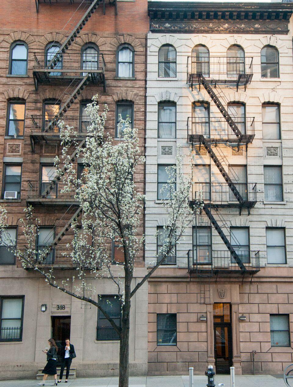 New York Sehenswürdigkeiten New York Häuser