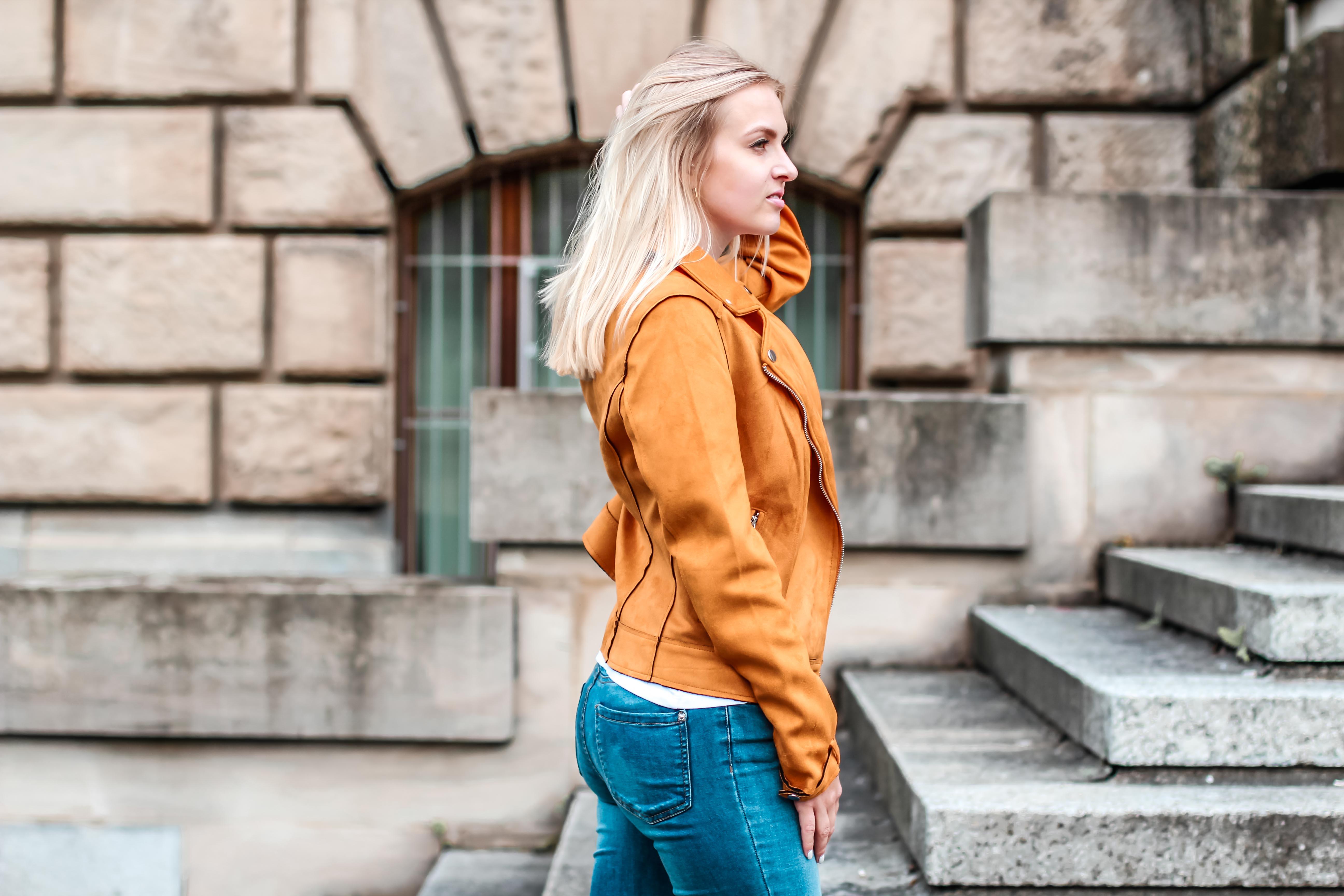 Fashion Kleiderschrank Must Haves Modeblog Fashionblog Katefully München ootd Lederjacke Blazer Basic Outfitinspiration Jeans Jeansjacke
