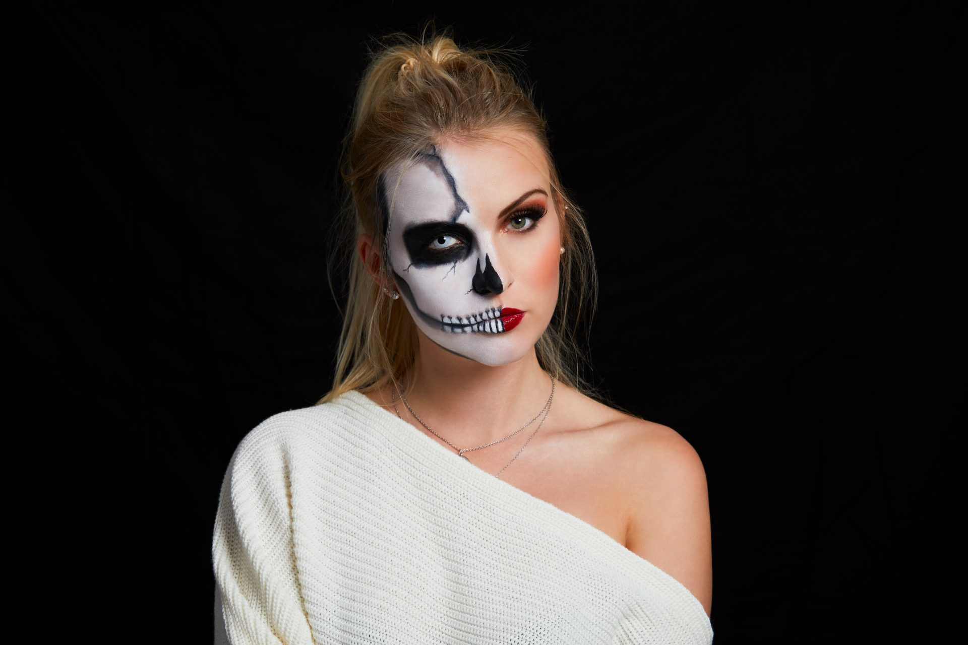 HAPPY HALLOWEEN » MAKE UP IDEE