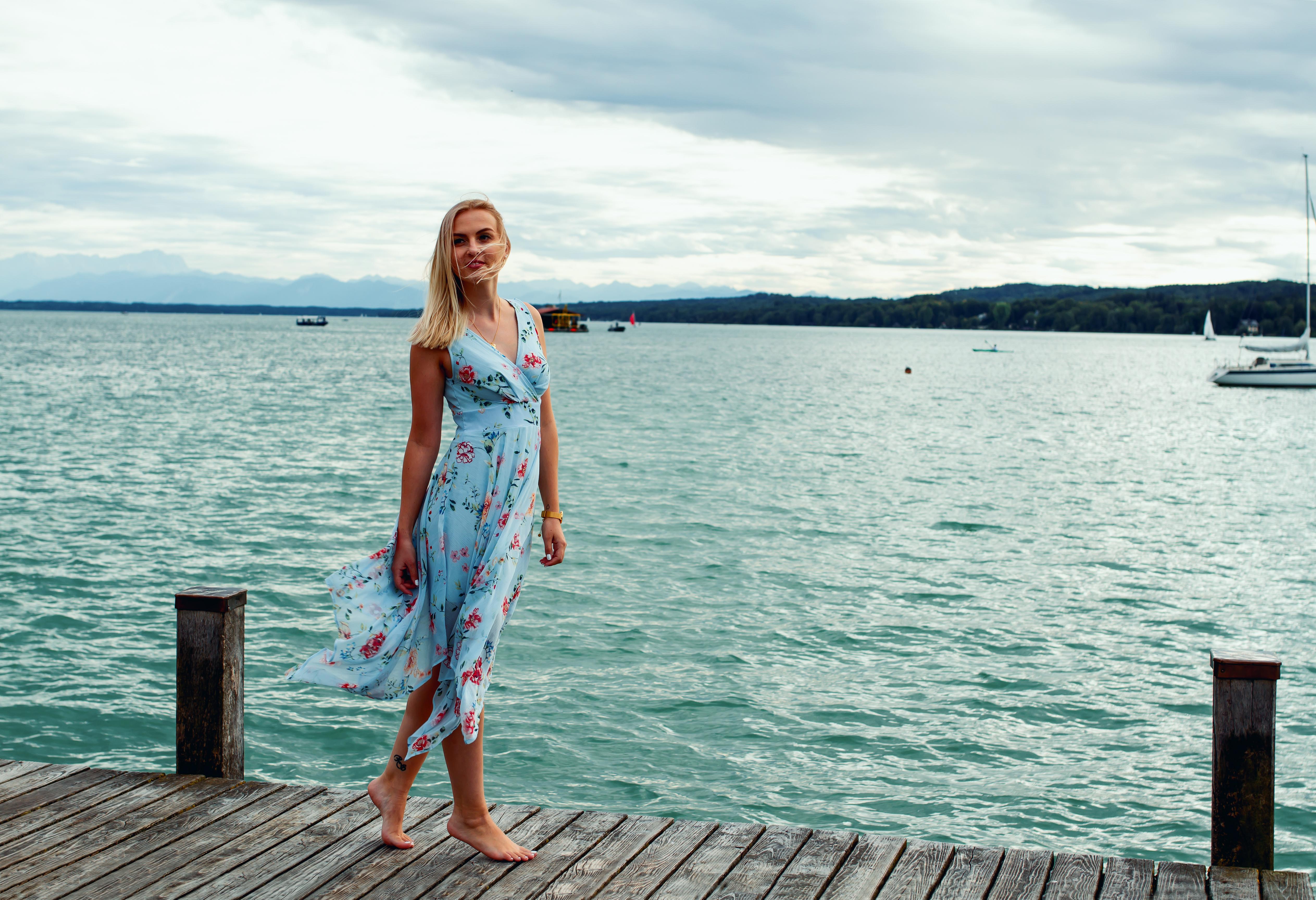 Katefully, 1 Jahr als Blogger, München, Starnberger See, Fashionblog, Modeblog, Sommerkleid, Blogger Beruf, Munich, Outfit, ootd, Dress, Bloggerin