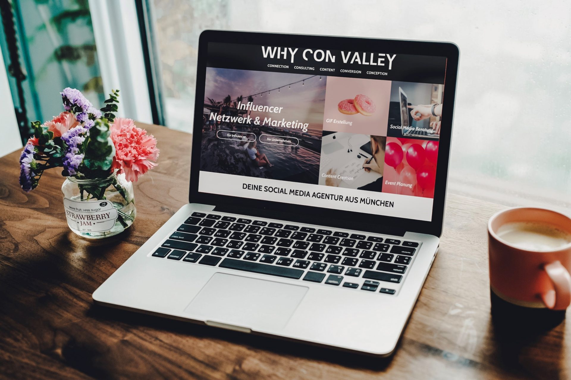 WHY CON VALLEY – MEINE SOCIAL MEDIA AGENTUR